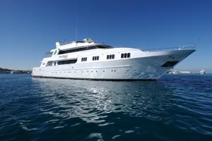 blue horizon boat